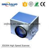 Pista de exploración de la certificación Jd2204 del Ce para ampliamente utilizado en máquina del laser