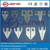 Molybdän-Elektroden, Molybdän-Gegenübergestellte Elektroden