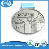 medalla de la concesión del metal del grabado 3D