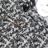 Form-Zusatzgeräten-Drucken-Polyester-Schal für Frauen-Winter-Schale