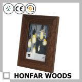 """frame de retrato ereto de madeira antigo de 4 """" X6 """" Brown"""