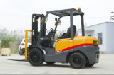 Neuer automatischer Dieselgabelstapler 3tons mit dem Isuzu Motor hergestellt in China