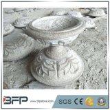 Bacs de fleur de granit pour le jardin avec le prix usine