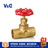 Válvula de paragem de ângulo de alta qualidade (VG-C30202)