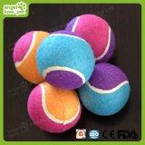 Giocattolo del cane della sfera di tennis del cane di alta qualità del rifornimento, giocattolo dell'animale domestico