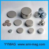 Schijf van de Magneet van de Zeldzame aarde van de Schijf van NdFeB de Magnetische