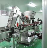 Macchina di coperchiamento di contrassegno di lavaggio delle bottiglie di vetro della macchina di rifornimento per birra