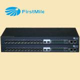 10 Platform van de Convertor van de Media van de Vezel Gigabit het Optische