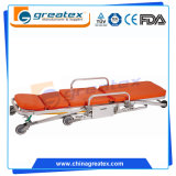Folding Aluminium Alloy Cheap Ambulance Stretcher (GT-ST1001)
