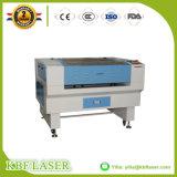 tagliatrice del laser del CO2 80W per contenitore di vetro/di carta di cuoio di legno/