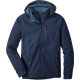 Winter Fleece forrado impermeable montando chaqueta Softshell