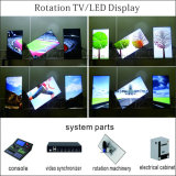 Visualizzazione di LED di sollevamento di /Rotation /Slide/Creative TV