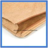 Nuevo bolso de papel material popular de la carpeta de Du Pont, bolso de papel del monedero de Tyvek del bolso promocional del regalo