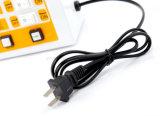 Luz Emergency recargable principal doble del LED con vida útil larga