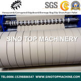 Máquina de papel de alta velocidad de Rewinder de la cortadora para el protector de la tarjeta de borde