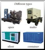 Exportation de Generador vers le générateur électrique diesel de la propriété 128kw/160kVA 60Hz Cummins 6btaa5.9g de moutons de l'Amérique du Sud
