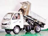 小型ダンプ、HEIBAO Mudan 1.5トンのダンプトラック