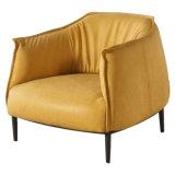 Nordic Style Cafe Recepção Cadeira de Couro