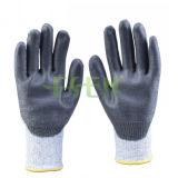 Покрынные нитрилом трудные защитные перчатки работы техники безопасности на производстве (D78-G5)