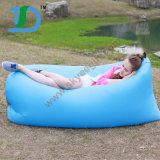 キャンプのための屋外の携帯用膨脹可能な空気Loungerのソファー