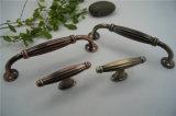 Mobilia antica del cassetto della credenza della maniglia di rame antica A24