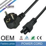 Câble de fil électrique BRITANNIQUE de cordon d'alimentation AC de fiche de Sipu