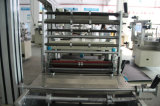 Agujero de alfiler automático de la Hola-Velocidad que coloca la máquina que corta con tintas