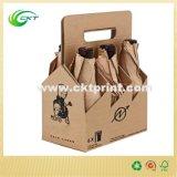 Empaquetage fait sur commande de bière de carton (CKT-CB-337)