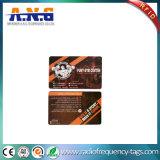 Cartão sem contato do estacionamento de RFID com a microplaqueta F08
