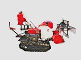 米のムギのための小型コンバイン収穫機の機械または収穫者つなぎ