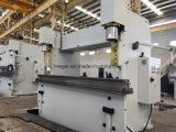 Maquinaria de dobramento hidráulica da placa de aço de carbono Wc67y-300X4000