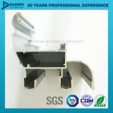 Profil personnalisé d'aluminium de la porte 6063 de guichet avec la meilleure qualité pour le marché de la Libye