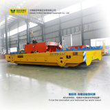 Shipbuilding에 있는 무거운 Loads Steel Rail Transfer Cart Applied