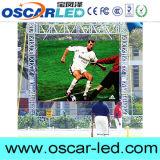 P10 SMD esterno 640*640 che fonde sotto pressione la visualizzazione di LED locativa