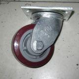 Sichere haltbare zuverlässige Baugerüst-Fußrolle für Aufbau