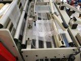 Einzelne Zeile heißer Ausschnitt-Shirt-Beutel, der Maschine mit Stanzeinheit (SSH-700D, herstellt)