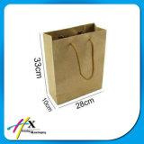 Sacchetto reso personale del regalo della carta kraft Per l'imballaggio per alimenti