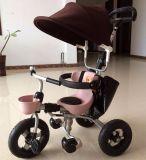 Прогулочная коляска младенца прогулочной коляски 3 детей цветов для сбывания (ly-a-56)