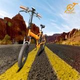 脂肪質のタイヤ20X4小型折るEのバイク/折る電気バイク/Foldable Ebike 250W