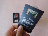 Консервооткрыватель бутылки кредитной карточки нержавеющей стали печатание полного цвета