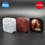 Contenitore alla moda/Tins008-V2 di metallo dell'imballaggio di Chocolate&Cookies