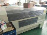 非金属アクリル、磁石のテンプレート、木、革、ファブリックのための1600*1000二酸化炭素レーザーの打抜き機