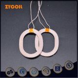 Flachen drahtlosen Übermittler-Drosselspulen-Ring kundenspezifisch anfertigen