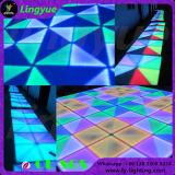 iluminación de la etapa del suelo de baile del cambio DMX LED del color 432PCS
