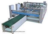 Twin-Box van de hoge snelheid de Volledige Automatische Machine van Gluer van de Omslag met ISO9001