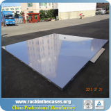 Installer rapidement Dance Floor portatif blanc