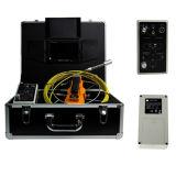 Sistema de la cámara de vídeo para la cámara del examen de la tubería con DVR