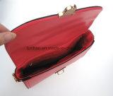 Малый мешок плеча сумки повелительницы Нажимать Замка PU Кожи