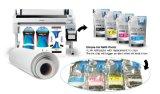 Original pour le paquet d'encre d'Epson avec la puce remplaçable compatible d'encre pour l'impression de tissus de Digitals sur le polyester, nylon, Polyurethane12previousnextoriginal