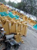 L'excavatrice Buckets les positions lourdes de roche de Kobelco Hitachi Volvo d'Assy